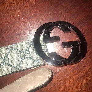 Gucci belt (authentic)